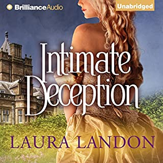 Intimate Deception audiobook cover art