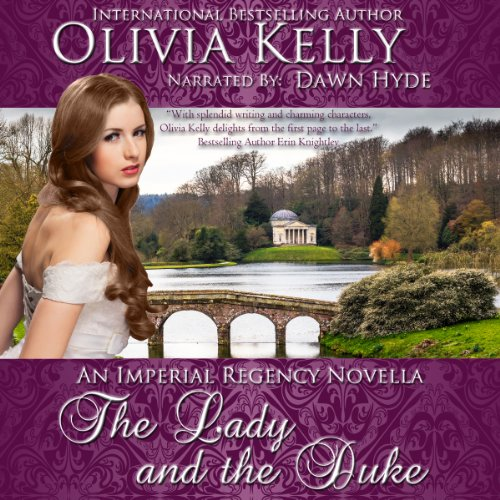 The Lady and the Duke audiobook cover art