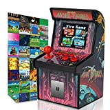 GBD Retro Kids Mini Arcade Game Consoles Machine 200 Electronic Handheld Video Games Portable Gaming Arcade...