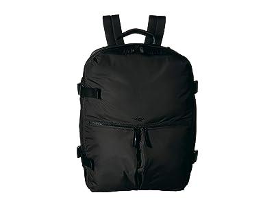 KNOMO London 15.6 Budapest Lightweight Travelpack (Black) Backpack Bags
