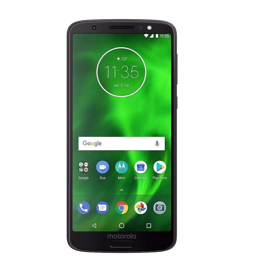 Motorola G6 XT1925 Dual SIM (64GB) GSM Unlocked Phone w/Dual 12 MP Camera - Deep Indigo