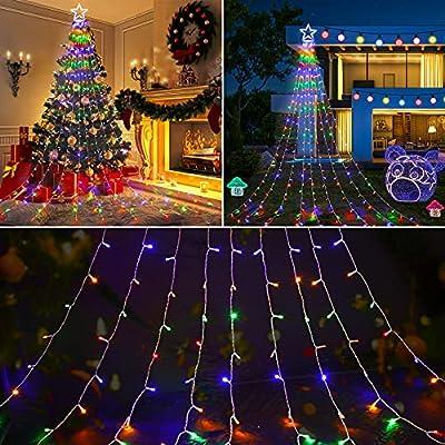 Amazon - 50% Off on 317 LEDs Landscape String Lights, Twinkle Star Fairy Lights