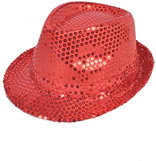 Best red sparkly hats Reviews