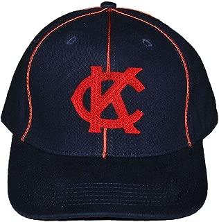 Big Boy Headgear NLBM Negro League 1949 KC Monarchs Road Cap