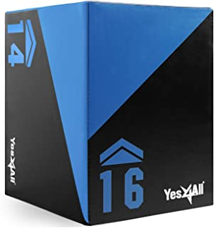 Best gold's gym plyometric jump box Reviews