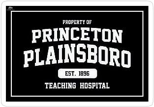 Hik kal Shop Princeton Plainsboro- House Sticker Stickers (3 Pcs/Pack)