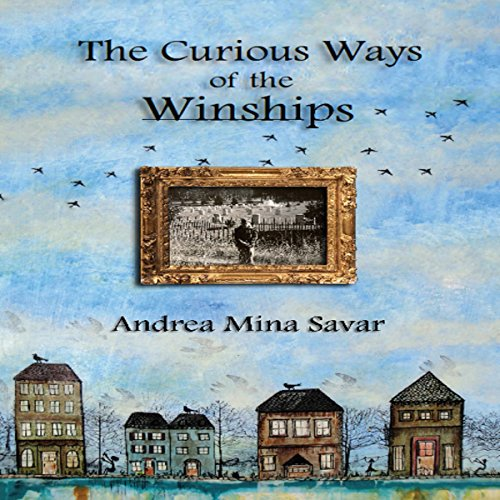 The Curious Ways of the Winships audiobook cover art