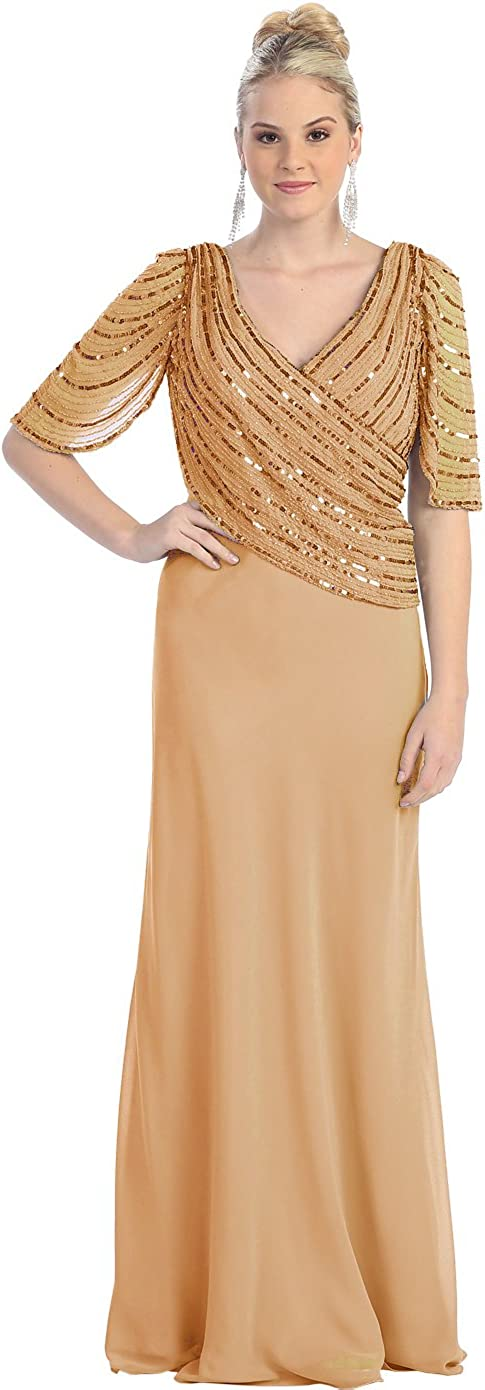 US Fairytailes Mob Mother New product type of The Bride Dress Max 64% OFF Evening Formal #299