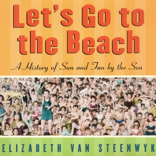 Let's Go to the Beach audiobook cover art
