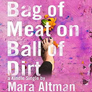 Bag of Meat on Ball of Dirt audiobook cover art