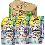 【ケース販売】フレアフレグランス 柔軟剤 フラワー&ハーモニーの香り 詰め替え 大容量 1200ml×6個