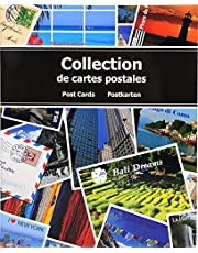Exacompta 96115e–Álbum de Recortes 200Tarjetas Postales