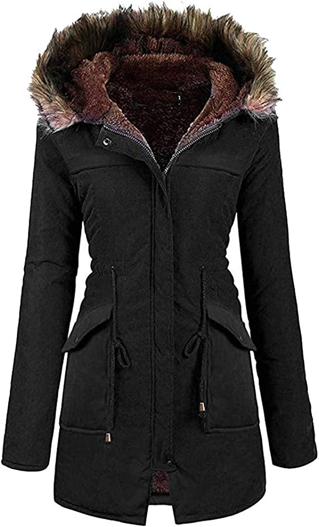 Ranking TOP11 Women's Classic Winter Coat Warm Puffer Thicken Parka Fur Jacket Ho with