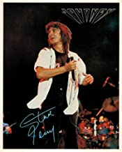 Journey Steve Perry Portrait Vintage 80s 8