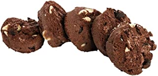 Otis Spunkmeyer Sweet Discovery Double Chocolate Chip Cookies Dough, 1.33 Ounce -- 240 per case.