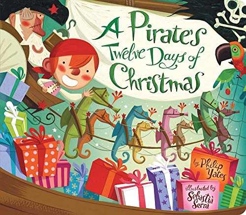 Pirate's Twelve Days of Christmas