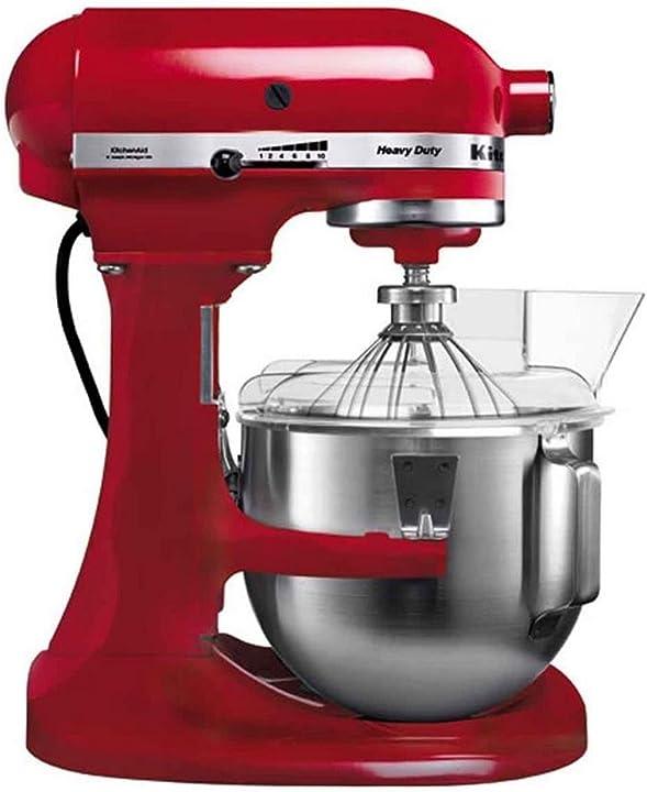 Robot da cucina heavy duty da 4,8 l 5kpm5eer, 120 w, 4.83 litri kitchenaid 5ksm5ber