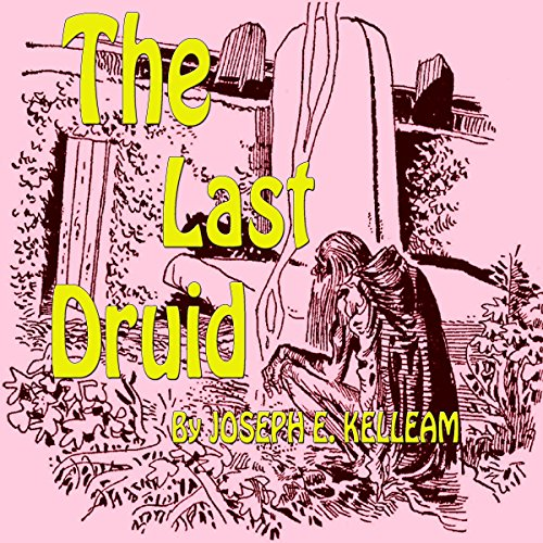 The Last Druid audiobook cover art