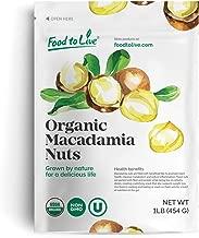 Best organic raw macadamias Reviews