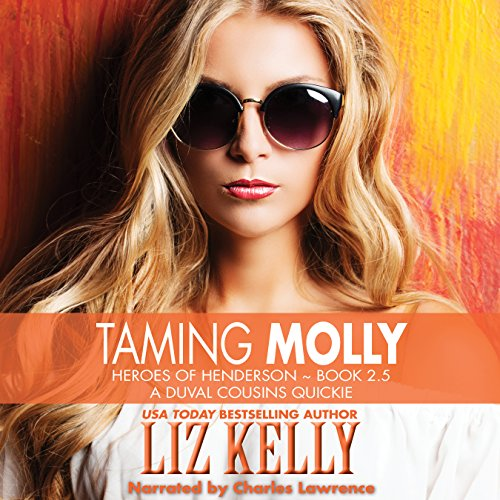 Taming Molly audiobook cover art