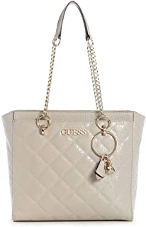 Guess Tote Bag for Women- Grey