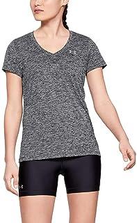 Under Armour Women's Tech Short Sleeve V-Neck Twist Top (pack of 1)