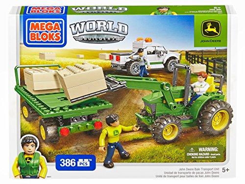 First Builders: John Deere Tractor y camioneta
