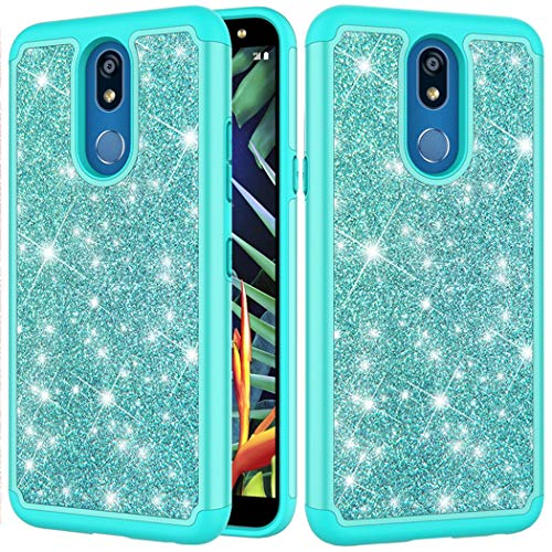 LG Solo LTE Bling Sparkle Case by Sidande