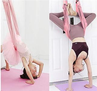 TOCO FREIDO Fitness Stretching Strap, Aerial Yoga Assist...