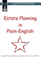 Estate Planning in Plain-English: Legal Self-Help Guide
