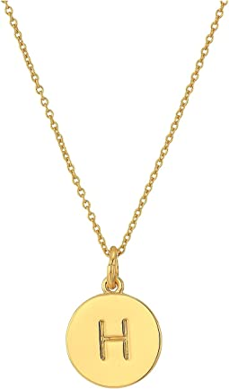 Kate Spade Pendants H Pendant Necklace