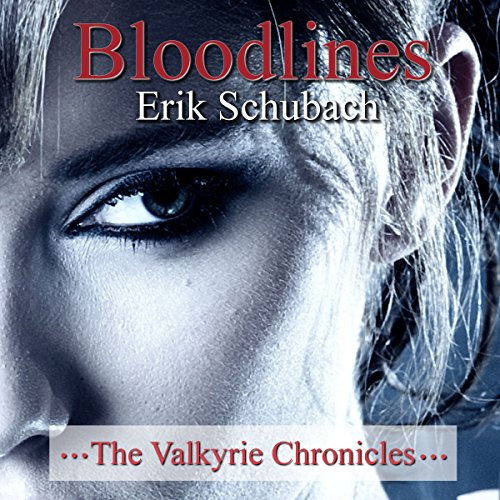 Bloodlines: The Valkyrie Chronicles, Book 2 cover art