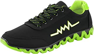 Inov 8 Bare pour homme-XF 210 v2 Training Gym Chaussures Noir Rouge Respirant Baskets