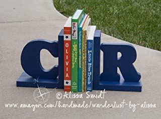Best custom letter bookends Reviews