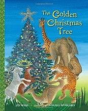 The Golden Christmas Tree (Big Little Golden Book)