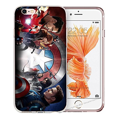 Handyhulle Helden Avengers Marvel kompatibel fur Huawei P30 PRO All Super Heros Schutz Hulle Case Bumper transparent rund um Schutz Cartoon M15