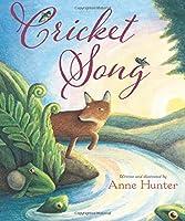 Cricket Song 0544582594 Book Cover