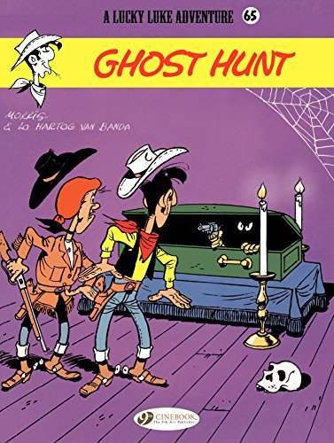 Lucky Luke (english version) - Tome 65 - Ghost Hunt (English Edition)