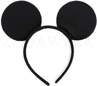 ZADAWERK® - Diadema - Micky Mouse - negro