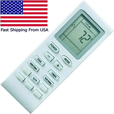 CHOUBENBEN Replacement for LG Portable Air Conditioner Remote Control Model COV32285501 LP0818WNR LP1018WNR LP1218GXR LP1215G