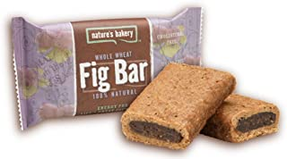 Nature's Bakery Whole Wheat Fig Bar, 2 Ounce (Pack of 12)