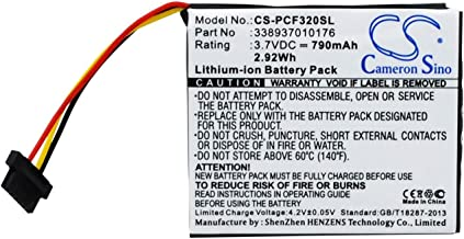 VINTRONS, Battery for Pioneer AVIC-F310BT, AVIC-F320BT,