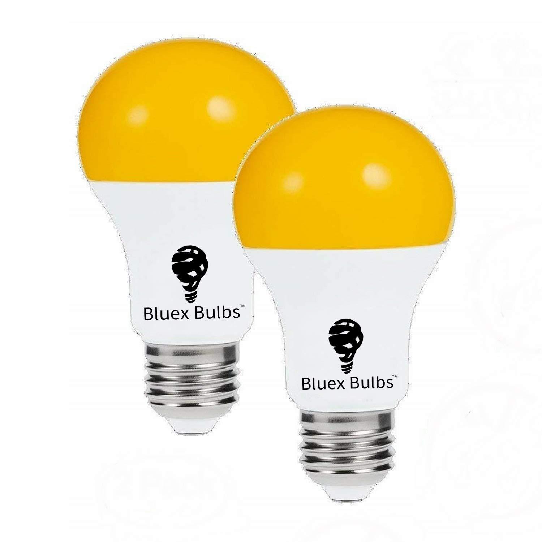 Bulbs Automatic Security Outdoor Bluex