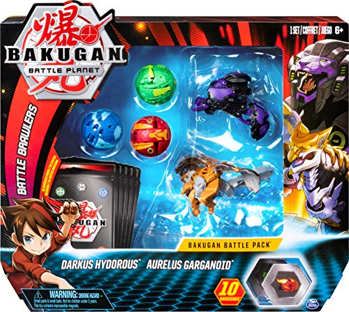 Figurines Bakugan