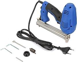 Pistola de clavos eléctrica Aramox, pistola de clavos eléctrica FX30, clavadora de grapas eléctrica, pistola de clavos de acero, herramienta para trabajar la madera, enchufe de la UE 220 V
