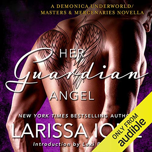 Her Guardian Angel audiobook cover art
