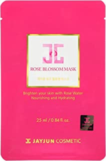 JAYJUN Rose Blossom Mask (Sheet), 15 g