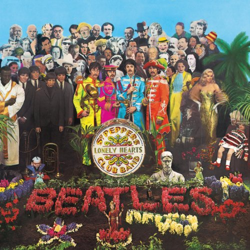 Sgt.Pepper'S Lonely Hearts Club Band (1lp) [Vinyl LP]