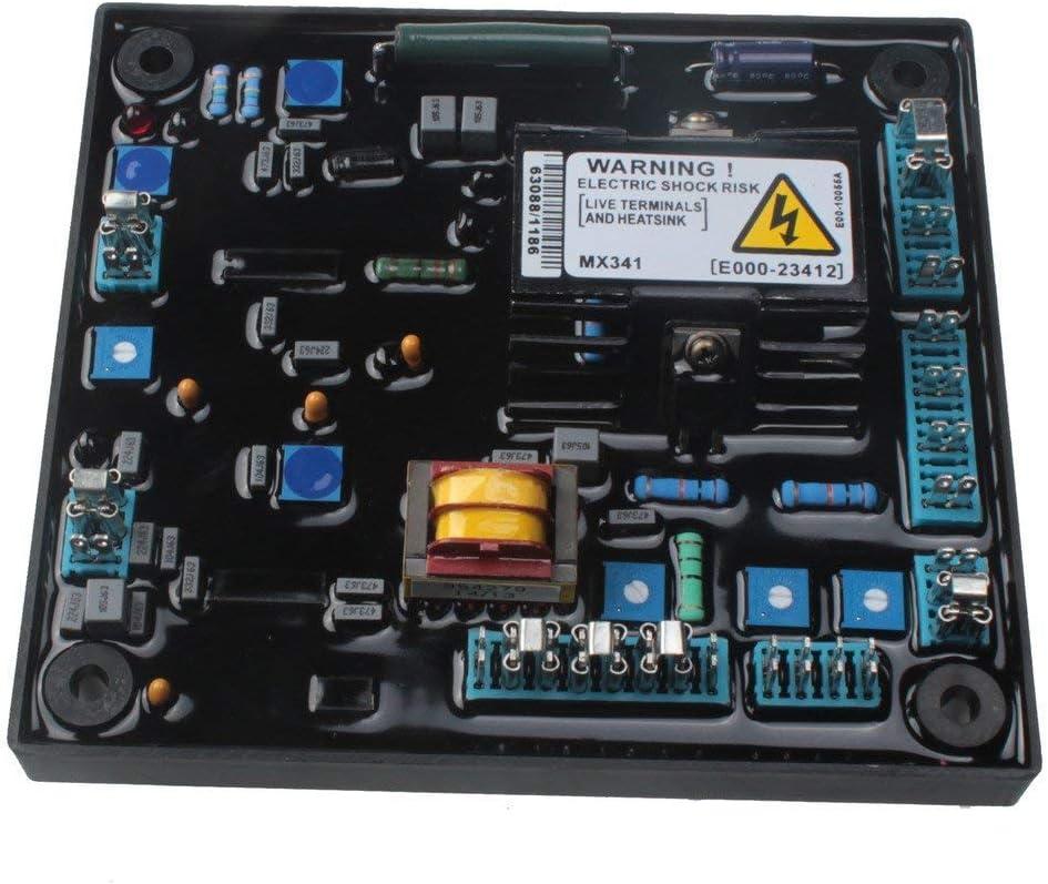 MX341 AVR - Automatic Voltage Regulator - Exact Generic Replacement - 2 Year Warranty!