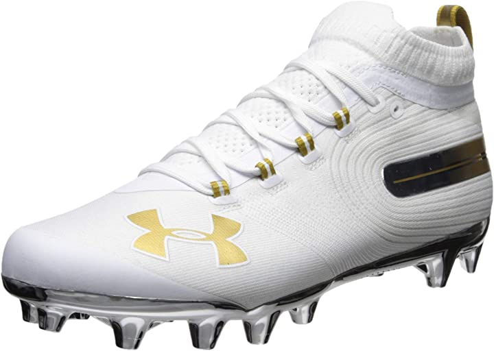 Scarpe da calcio under armour men`s ua spotlight mc high-top football shoe 3020675